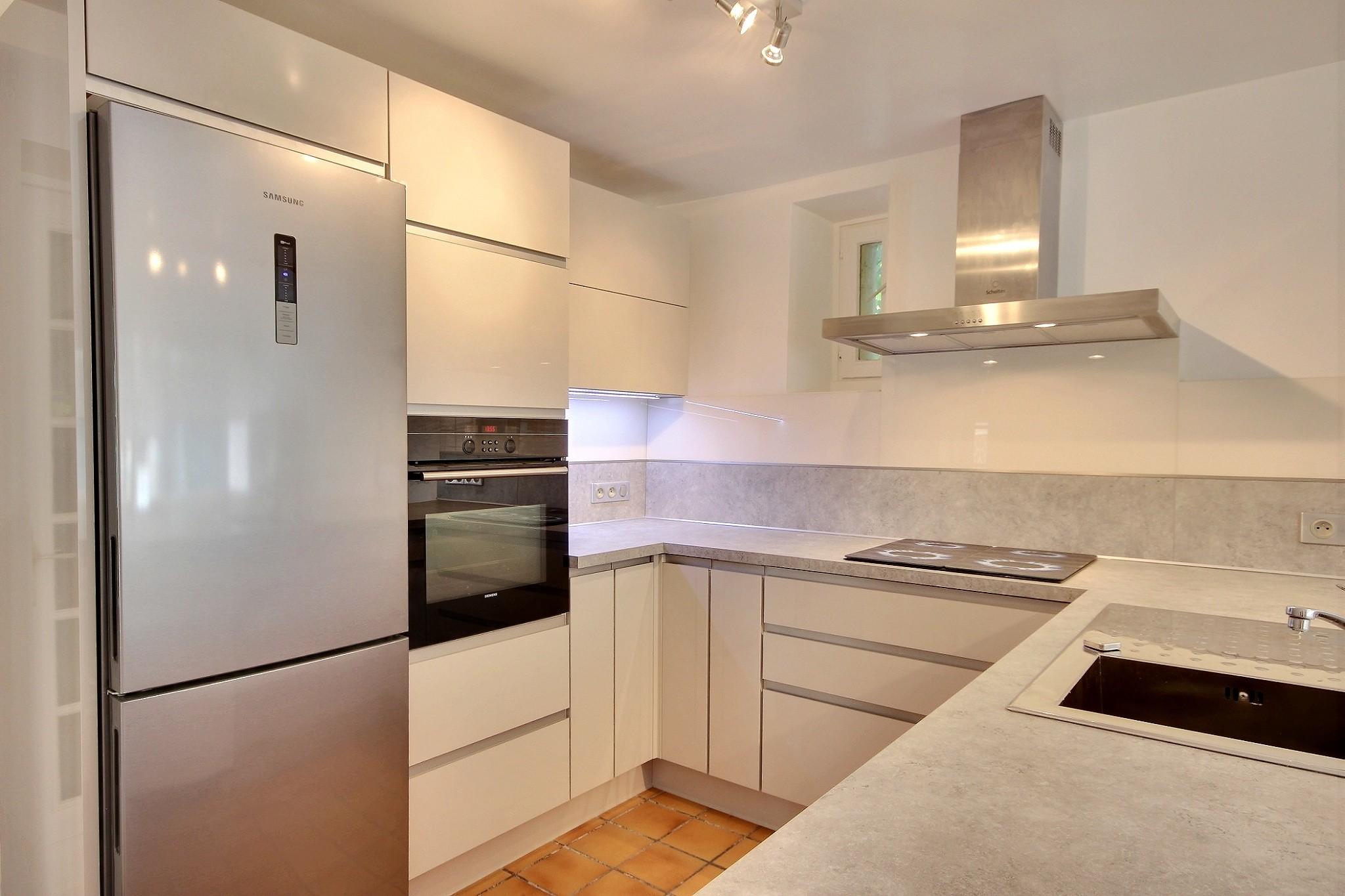 aménagement d'une cuisine de 18 m² « slbconception